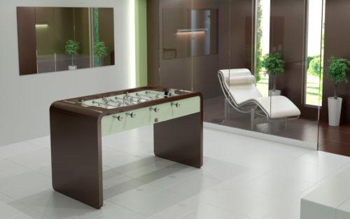 Baby-foot-T22-OSL-Luxury-bicolor-marron
