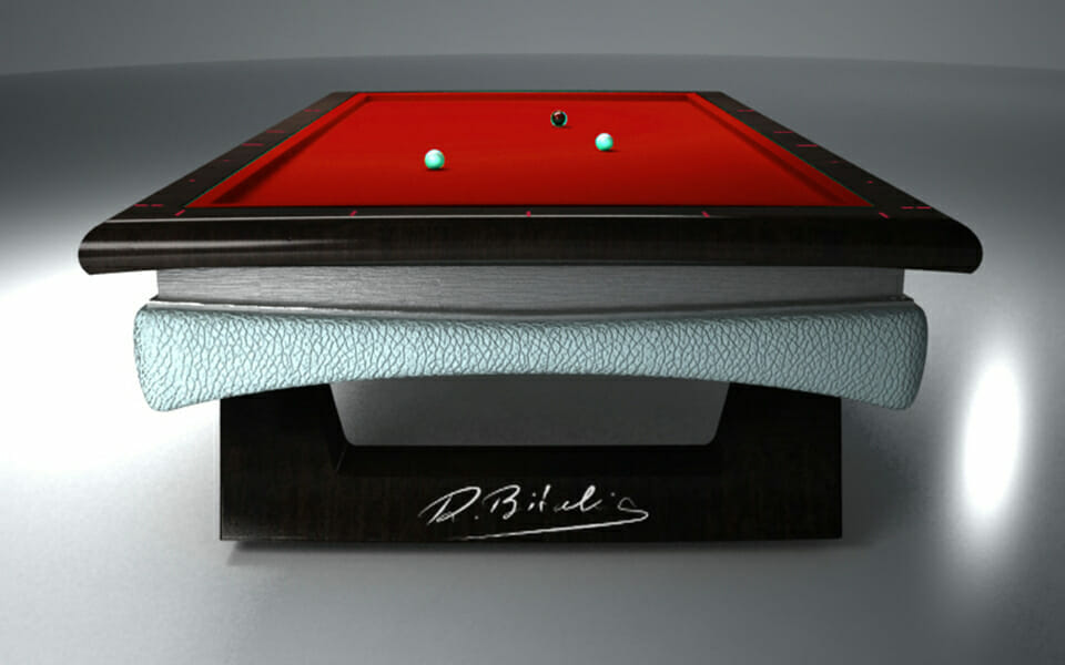 Billard-Bitalis-billards-OSL-Luxury-billard-competition-tapis-rouge