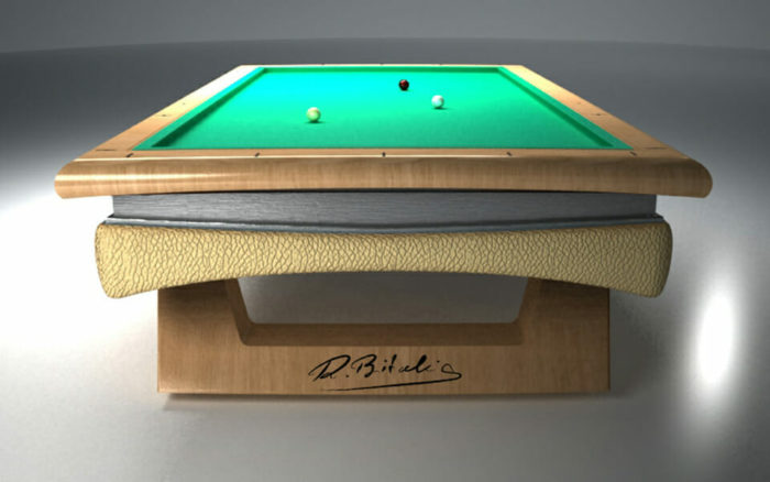 Billard-Bitalis-billards-OSL-Luxury-billard-competition-tapis-vert