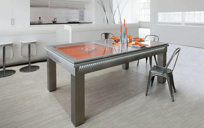 Billard-Lambert-table-Billards-OSL-Luxury-billards-tapis-orange-table