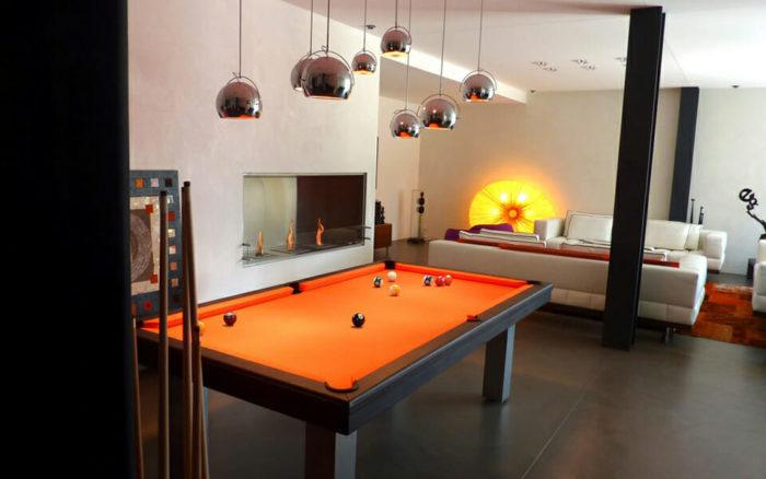 Billard-Loft-Billards-OSL-Luxury-Billard-inox-billards-contemporain-billard-orange