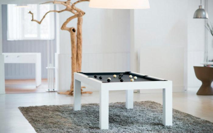 Billard-Pearl-OSL-Luxury-blanc-tapis-noir