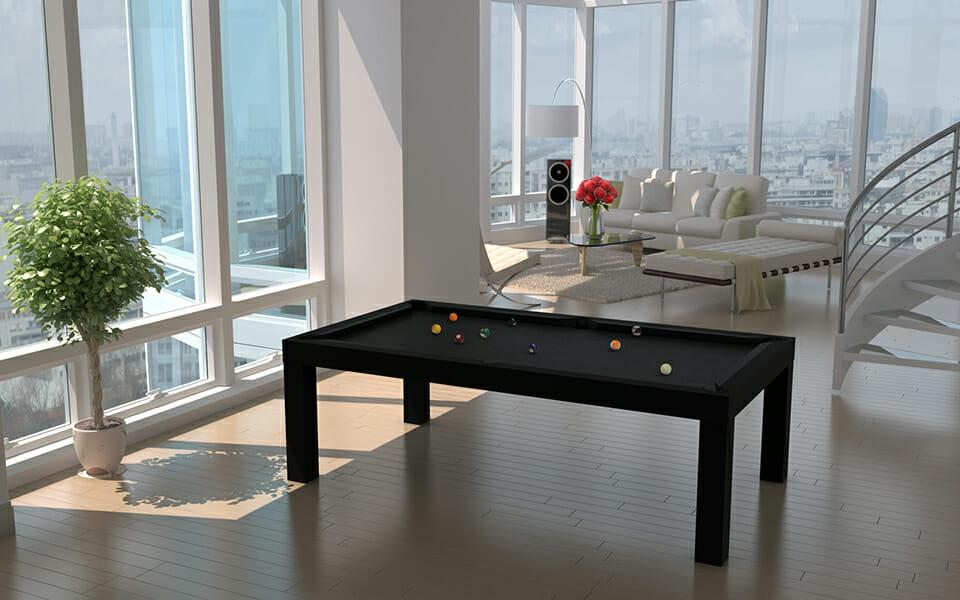 Billard-Pearl-OSL-Luxury-noir-tapis-noir