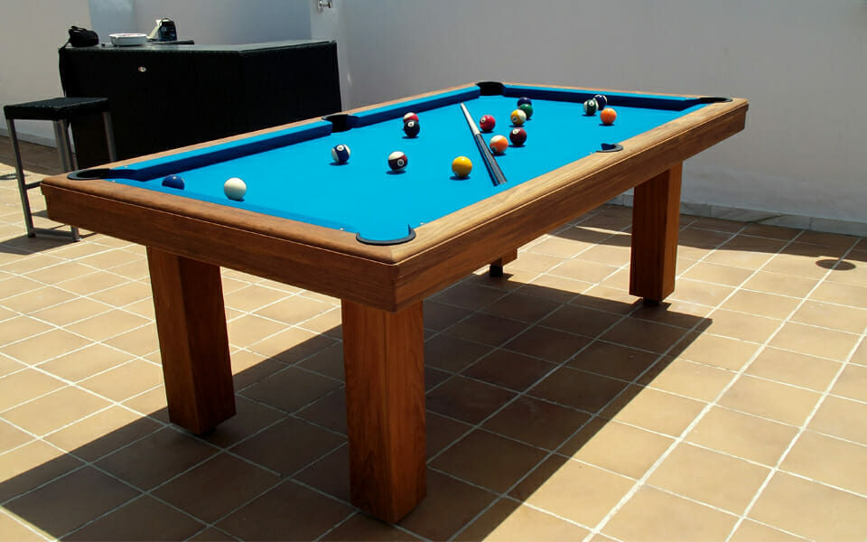 Billards contemporain