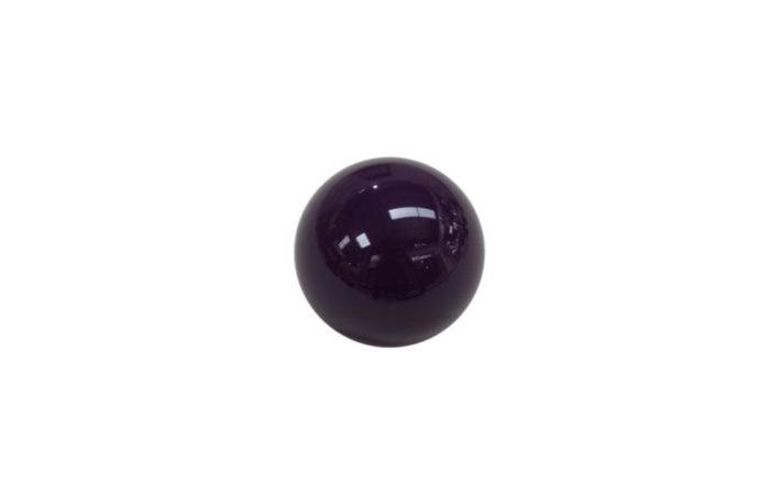 Bille billard violet